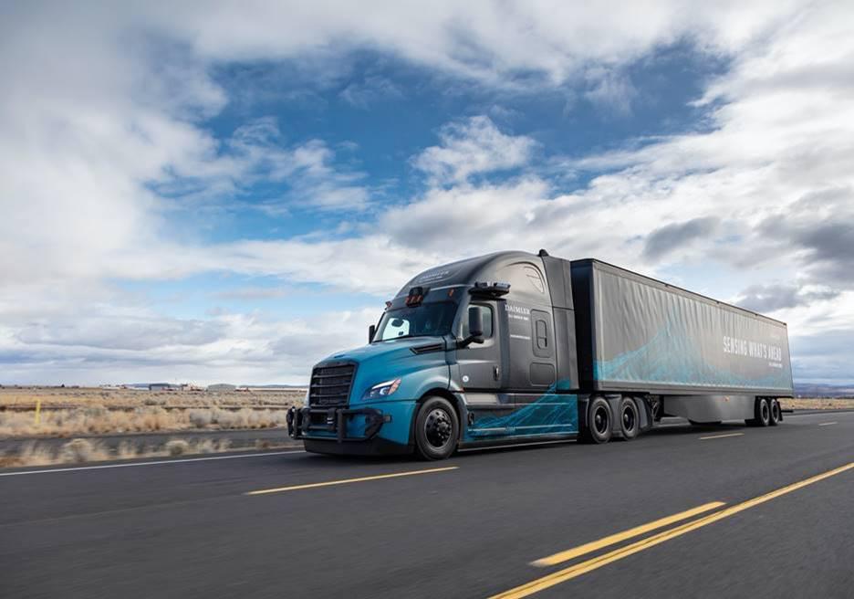 戴姆勒旗下Torc Robotics公司选择亚马逊云服务开发自动驾驶卡车