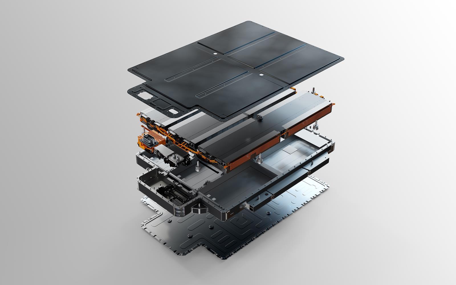 蔚来发布全新75kWh三元铁锂电池包 全球首创/预计11月开始交付